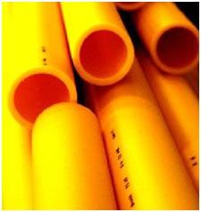 Dadex :: T-flex Polyethylene (PE) pipe system for gas supply